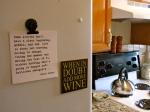 + fridge wisdom +